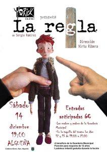 """TEATRO """"La Regla"""""""