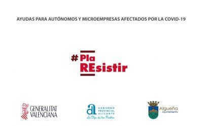 Algueña destina 26.221 euros a la segunda fase de las ayudas del «Plan Resistir»